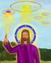 Посланцы Бога. Святые космоса. Инопланетяне - ангелы и Боги.